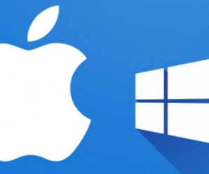 Sistemas operativos Windows y apple