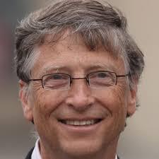 Bill Gates - Sistemas operativos Windows y apple