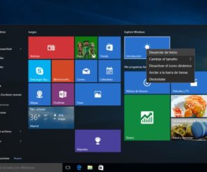 Quitar programas que se inician con Windows 10