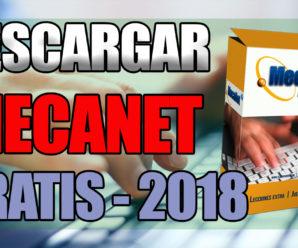 Descarga MecaNet Gratis – Curso de Mecanografía