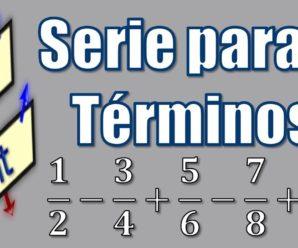 Serie de Fracciones en Pseint