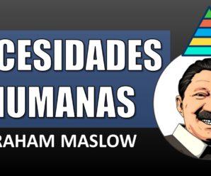 Teoría de la Motivación o Pirámide de Necesidades Humanas – Abraham Maslow